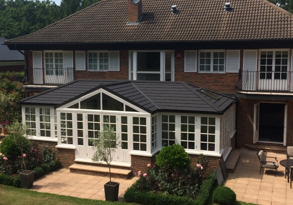bespoke conservatory roof style