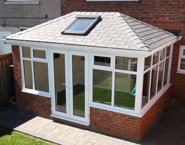 replacement conservatory roof Sunderland
