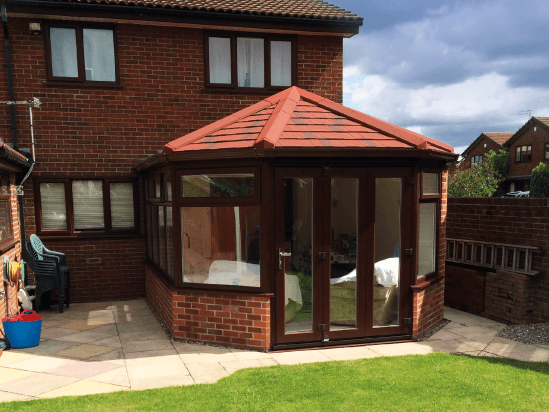 Replacing Your conservatory Roof