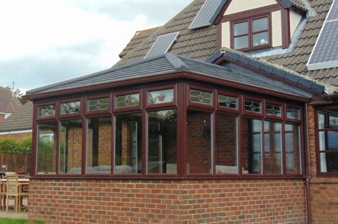 replacement conservatory roof Newcastle